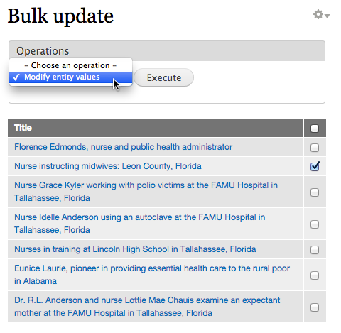 Adding terms in bulk with Views Bulk Operations | Drupal for